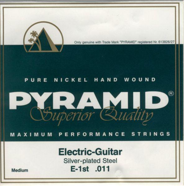 Pure Nickel Round Wound Strings, Vintage Superior Quality, MEDIUM