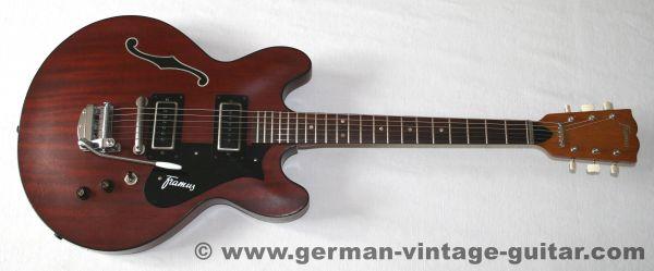 Framus 5/112 Sorento 6, 1970