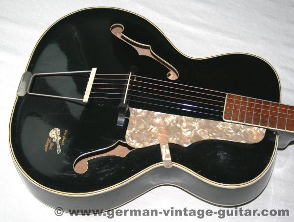 Rodebald Hoyer Jazz, Baudatum 24.12.1950