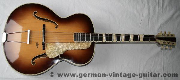 Höfner 456, 1956