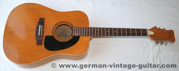 Framus 05710 Nashville, 1974