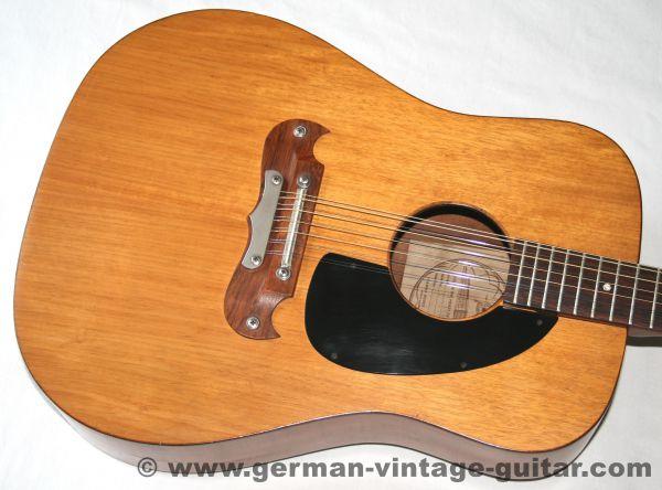 12-string Westerngitarre Framus Dix J 296 L von 1971