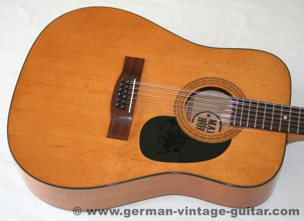 Höfner 490 12-string, 1980
