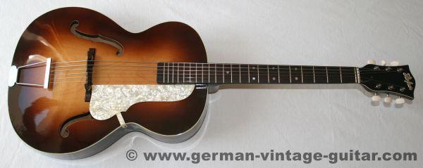 Höfner 449, 1968