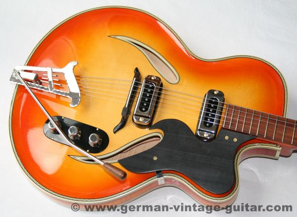 Taco Thinline, 1967, Vollrestaurierung
