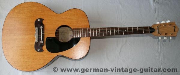 Framus 05510 Jumbo, 1972