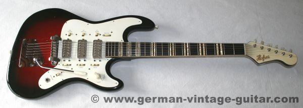 Höfner 176, 1965