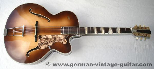 Höfner 4550 S, 1960