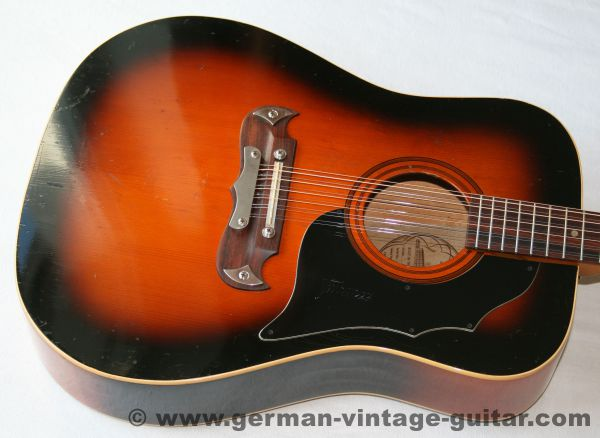 Framus Texan 5/296 12-string, 1969