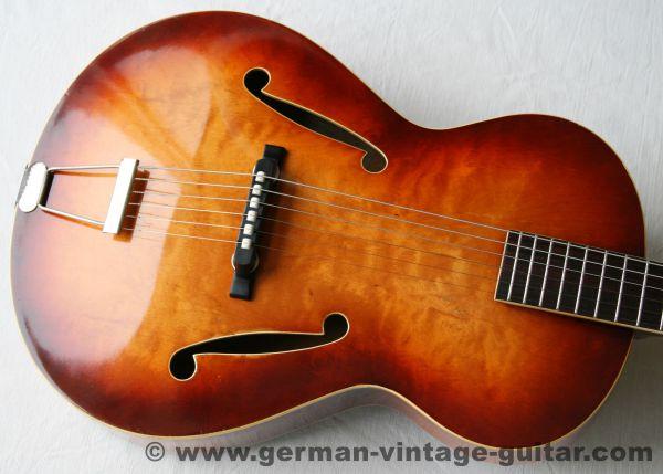 Archtop/Jazzgitarre Framus Studio 5/51 von 1961