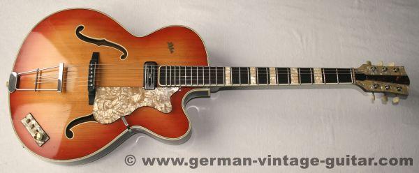 Höfner 4570 E1, 1960