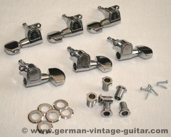Mechaniksatz Schaller M6 Toplocking