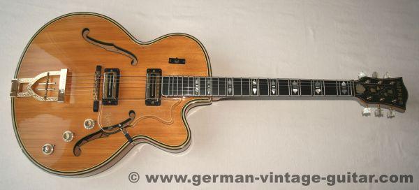 Höfner 4700, 1966