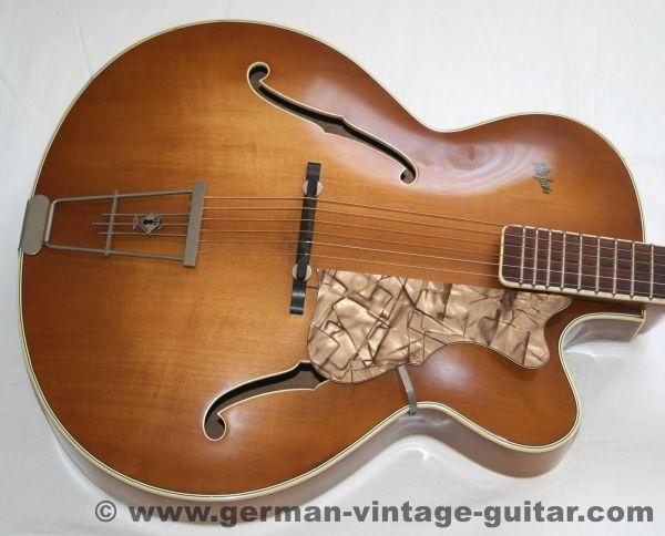 Höfner 4550 S, 1958